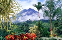 Arenal National Park, Costa Rica