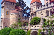 Castle of Jenő Bory, Székesfehérvár