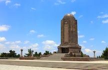 Nizami Ganjavi mausoleum