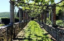 Tour of Medici Villas