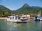 Abraão village, Ilha Grande, Rio de Janeiro