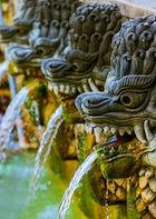 Banjar hot spring, Buleleng, Bali