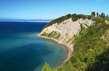 Strunjan Cliff, Slovenia