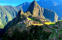 Huaina Picchu Mountain, Urubamba