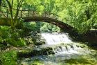 Vrelo Bosne park