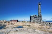Bengtskär Lighthouse, Rosala
