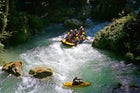 Rafting and Kayak at the Marmore Waterfall