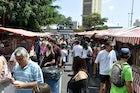 """""""Feira da Liberdade"""", Liberdade Street Market"""