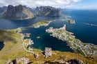Reinebringen Lofoten, Norway