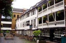 The George inn pub London