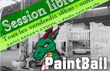 Paintball Dragon
