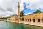 Balikli Lake, Urfa, Turkey
