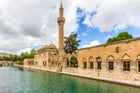 Balikli Lake, Urfa, Turkey