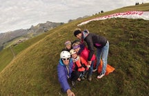 Paragliding Gstaad Switzerland - Paragstaad.ch