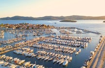Port of Biograd