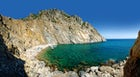 Kipos Beach in Samothraki