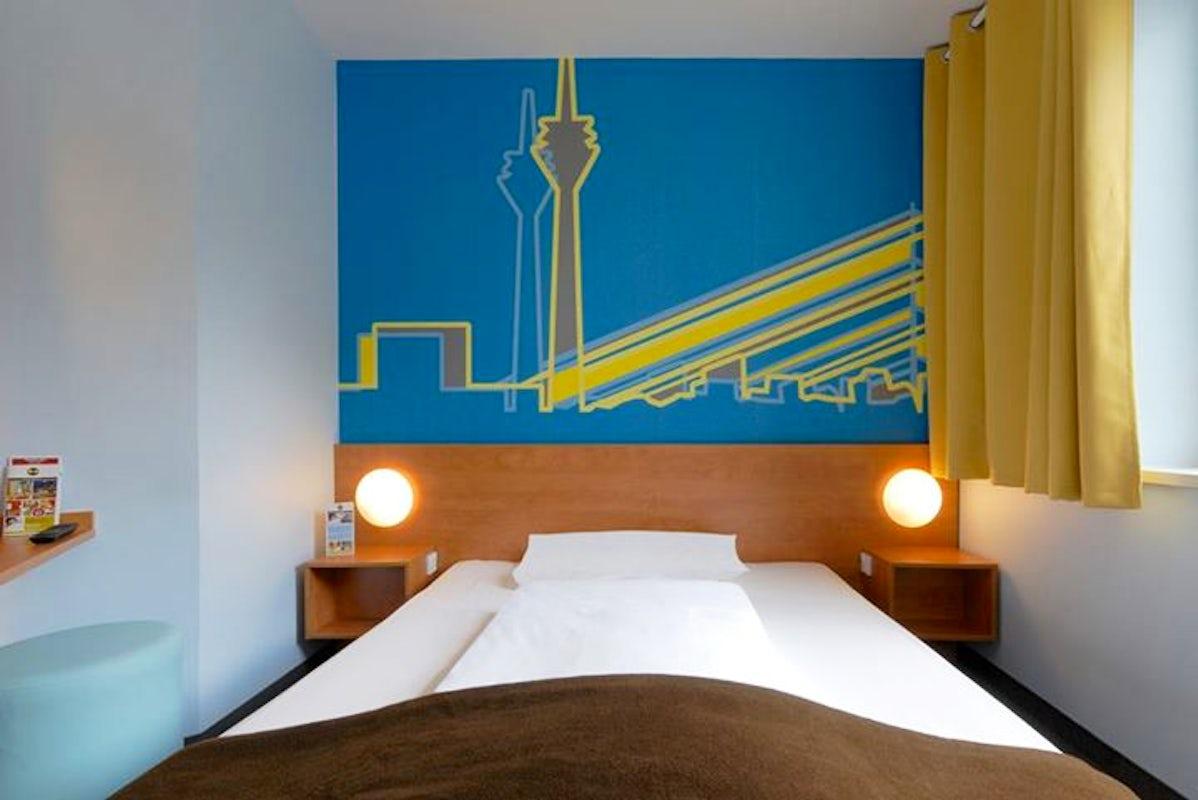 Visit B B Hotel Dusseldorf Hbf