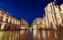 Piazza del Duomo di Siracusa