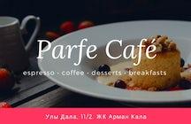 """Кофейня """"Парфе"""""""