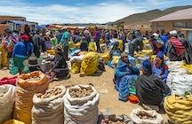 Farmers' Market of Tarabuco