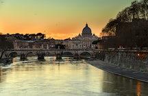 Ponte Umberto I, Rome