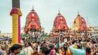 Ratha Yatra Festival, Puri, Orissa