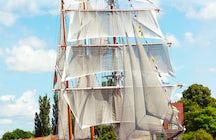 Sailboat Meridian, Klaipėda
