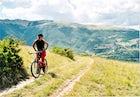 Mountain-biking In the Sibillini Park