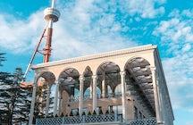 Funicular Restaurant Complex, Tbilisi