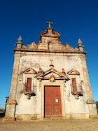 Chapel of Calvário, Amieira do Tejo,