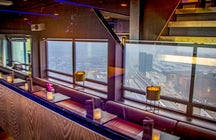 The Penthouse restaurant skybar (Haagse Toren / Strijkijzer)
