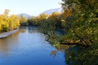 The Arve River