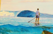 Stand Up Paddle delle Sirene