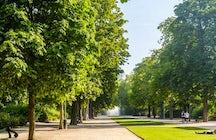 Brussels Park - Parc Royal, Brussels