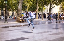 Skate Republique square