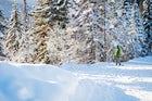 Gora Sobolinaya ski resort, Siberia