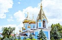 Ciuflea Monastery, Chisinau