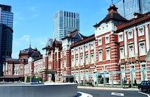 Marunouchi red brick building, Tokyo