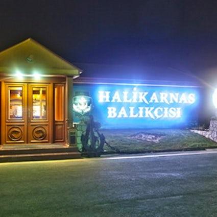 Halikarnas Balikcisi Fish House
