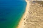 Praia Grande de Pêra Poente