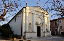 Church of the Vision of St. Mary, Strunjan