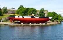 Finnish submarine Vesikko