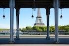 Bir-Hakeim Bridge, Paris