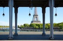 Bir-Hakeim Bridge, Paris