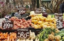 Hunyadi Square Market