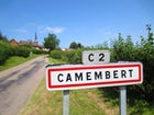 Camembert, Normandy