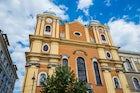 Piarist Church Cluj-Napoca