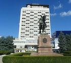 Hotel Cosmos, Chisinau
