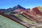 Rainbow mountain (Vinicunca mountain)