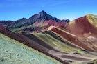 Rainbow mountain (Vinicunca mountain)